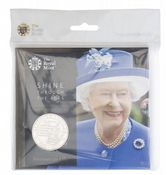 2017 Sapphire Jubliee Royal Mint Brilliant Uncirculated pack